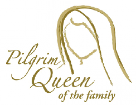 Pilgrim Queen of the Family Logo
