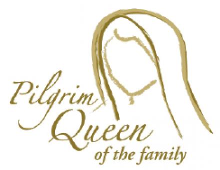 Pilgrim Queen of the Family Logo